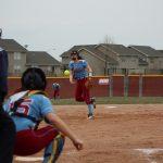 Girls Varsity Softball beats Wheeler 18 – 9