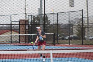 Girls Tennis vs. Lake Central  4/11/18
