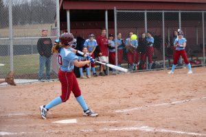 Varsity Softball vs. Wheeler  4/11/18