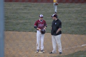 Varsity Baseball vs. River Forest  4/11/18