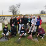 Softball Community Service Day