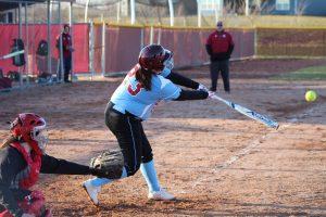 Softball vs. Calumet 4/17/18