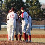 Boys Varsity Baseball beats Calumet 12 – 1