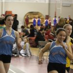 Girls Varsity Track finishes  at Hanover Central Indoor Invite @ Hanover Central High School
