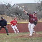 Boys Varsity Baseball falls to Kankakee Valley 13 – 3