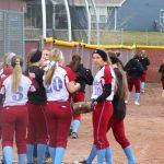 Girls Varsity Softball beats Whiting 17 – 2