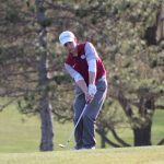 Boys Varsity Golf ties Lowell 177 – 177