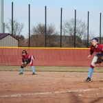 Girls Junior Varsity Softball beats Whiting 11 – 1