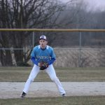 Boys Junior Varsity Baseball beats Bishop Noll Institute 11 – 0