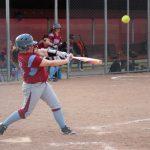 Girls Junior Varsity Softball beats Bishop Noll Institute 17 – 15