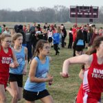 Girls Middle School Track finishes 3rd place at Jr. Gssc Conference Meet @ Wheeler High School