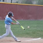Boys Junior Varsity Baseball falls to Highland 8 – 4