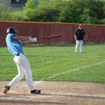 Boys Junior Varsity Baseball beats Griffith 9 – 4