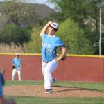 Boys Junior Varsity Baseball beats Griffith 8 – 1