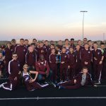 Boys Middle School Track finishes 1st place at Kv Invitational @ Kankakee Valley Middle School