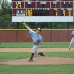 Boys Junior Varsity Baseball beats Morgan Township 13 – 1