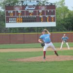 Boys Junior Varsity Baseball beats Griffith 10 – 0