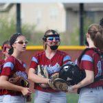 Girls Junior Varsity Softball falls to Griffith 13 – 2