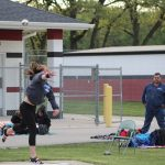 Girls Track @ IHSAA Sectional (Lowell) 5/15/18