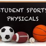 ALL TIME SLOTS ARE FULL:  2018-19 Sports Physicals for HCHS &HCMS Student-Athletes