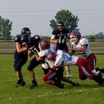 Hanover Central finishes strong at North Newton in preseason HS football scrimmage
