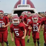 Boys Middle School Football beats Lake Ridge Middle School 25 – 14