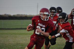 MS Football vs. Lake Ridge