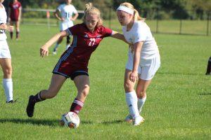 Girls Soccer vs. Kouts – 9/15/18