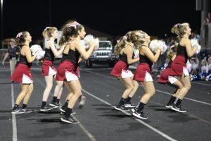 Cheer vs. Boone Grove – 5/14/18