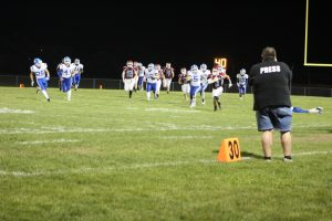 Football vs. Boone Grove – 9/14/18