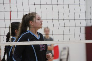 Girls Volleyball vs. Griffith – 9/13/18
