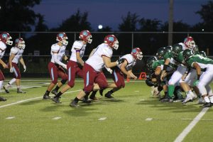Varsity Football vs. Whiting – 9-21-18