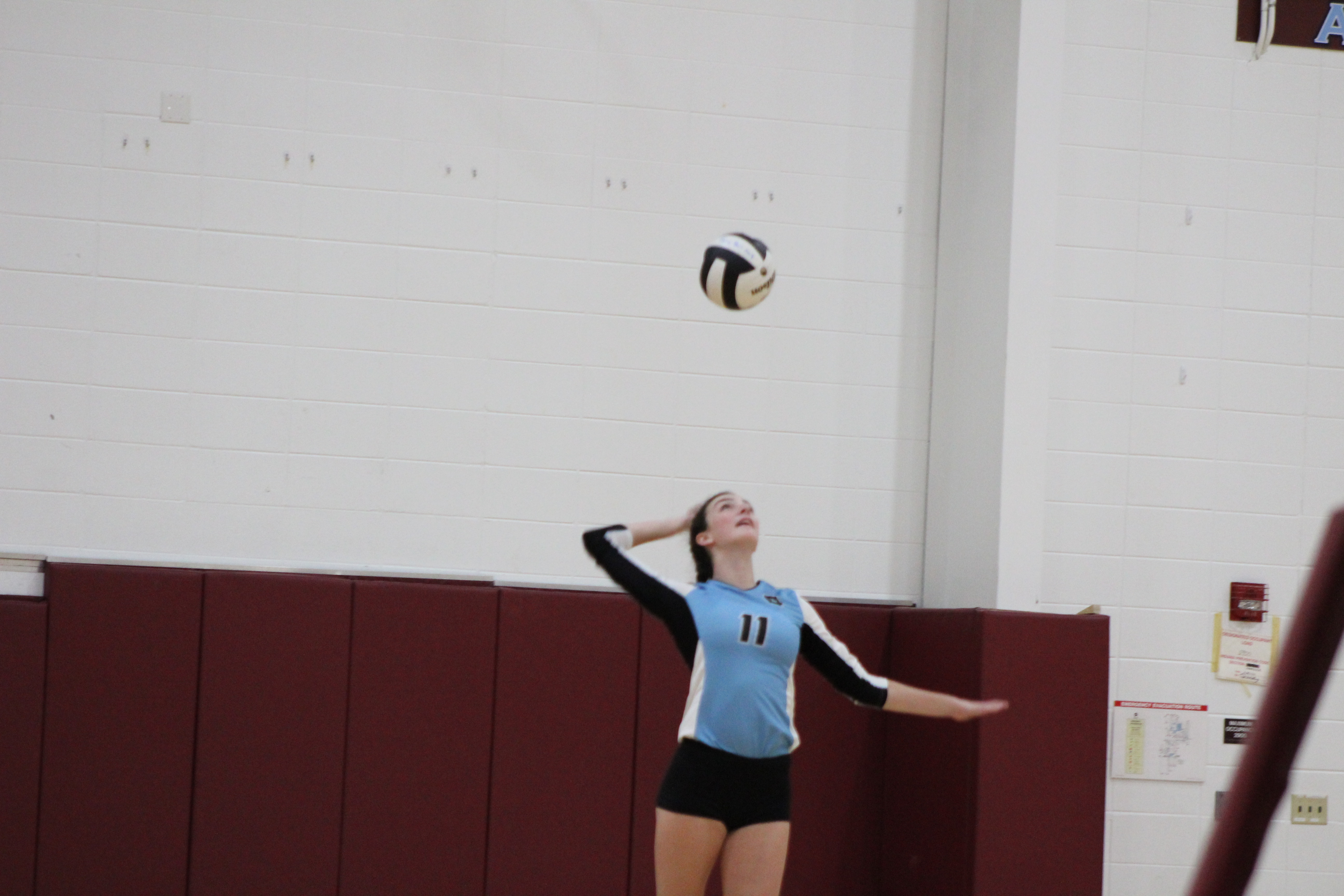 Girls Volleyball to Scrimmage Crown Point