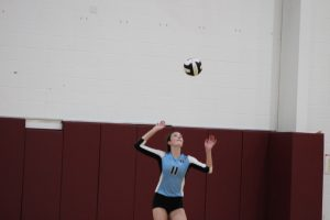 Volleyball vs. Portage 9-26-18
