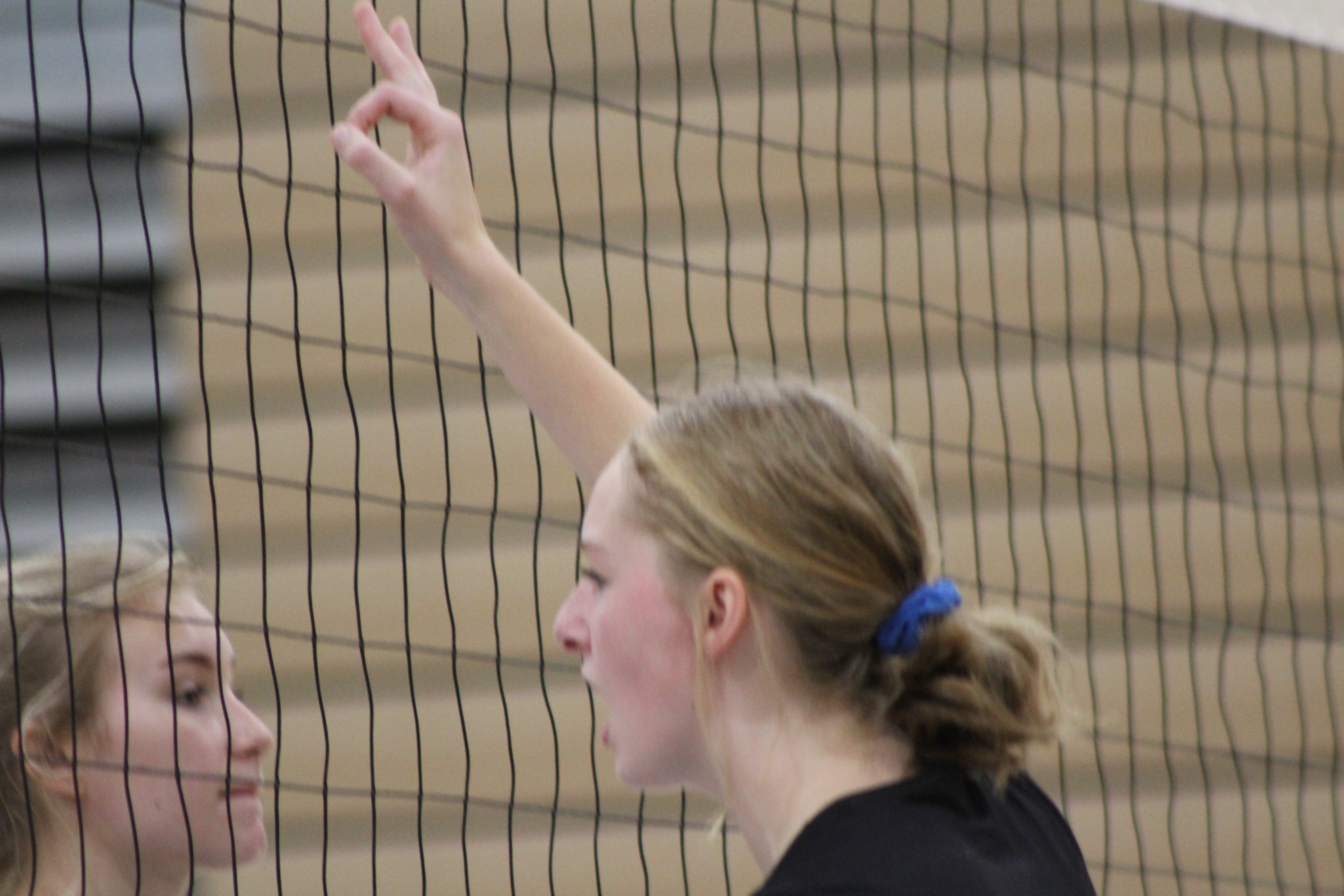 Volleyball Sectional at Kankakee Valley