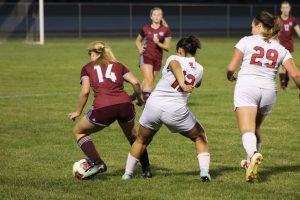 Girls Soccer Sectional 10-2-18