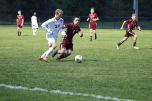 Boys Soccer Sectional 10-1-18