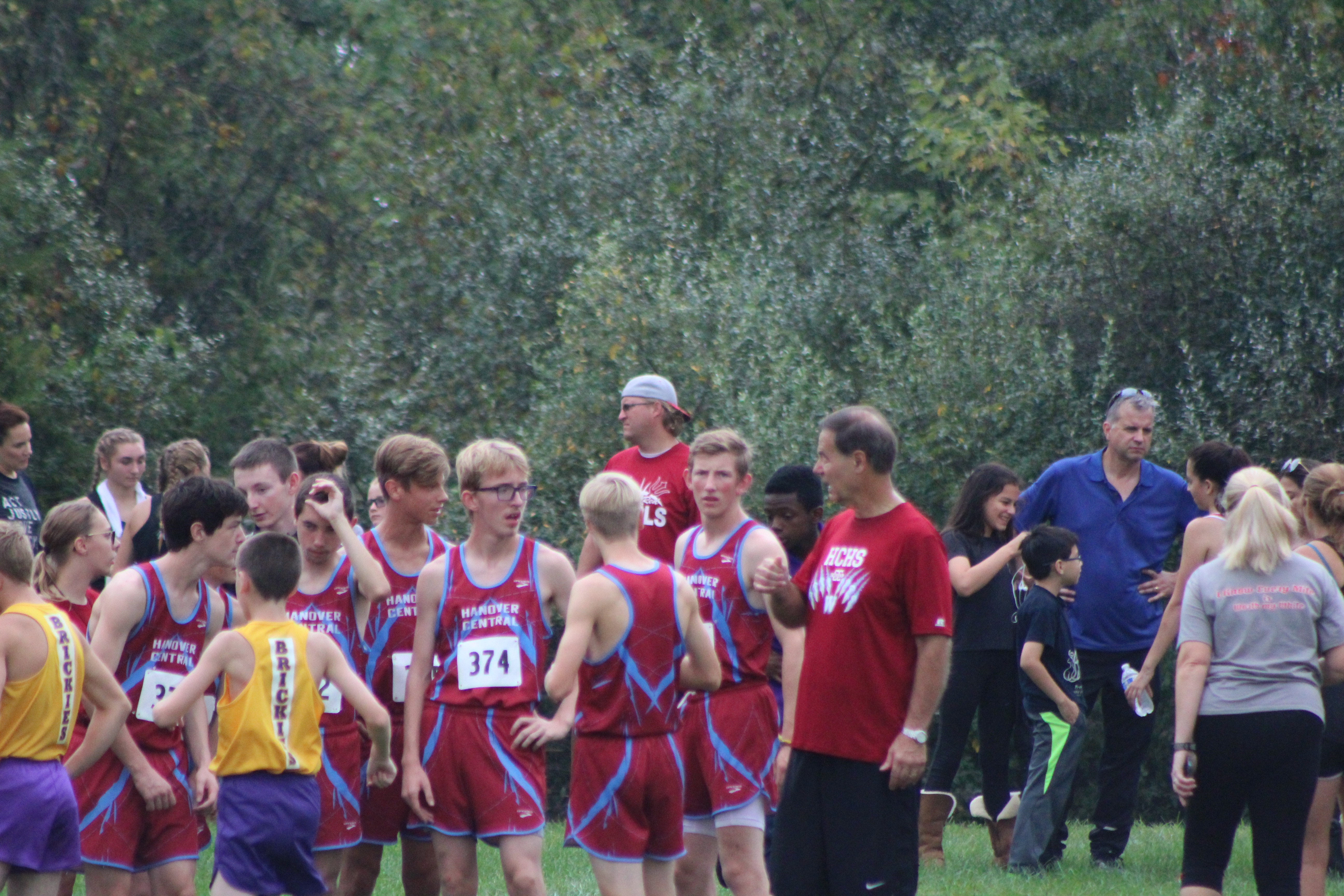 Steve Foulds Voted Boys Cross Coach of the Year