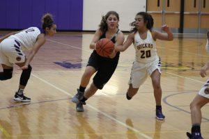 Girls Basketball Scrimmage