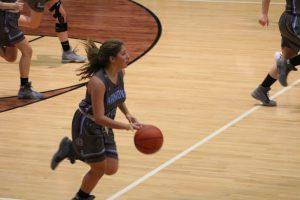 Girls Basketball vs. Portage 10-30-18