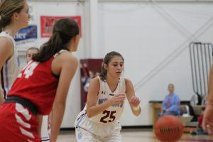 Girls Basketball vs. Crown Point 11-3-18