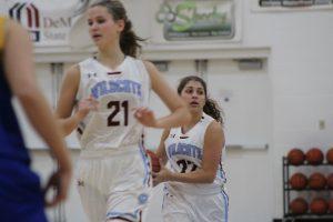 Girls Basketball vs. Highland 11-13-18