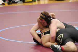 Wrestling vs. Griffith – 11-28-18