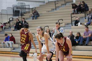 Girls Basketball vs. River Forest 12-8-18