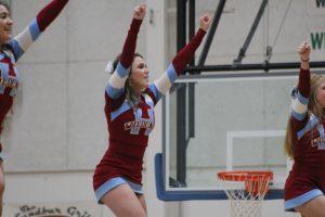 Cheerleading vs. Wheeler 12-15-18
