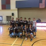 8th Grade Boy's Basketball GSSC Champions!