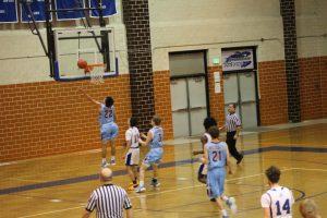 Boys' Basketball vs. Hammond Clark – 1-8-19