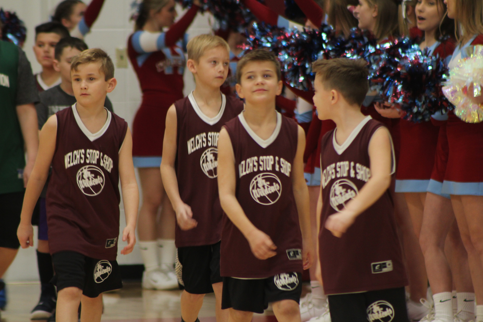 Jr. Wildcats are Honored