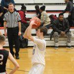 Boys Basketball Sectional - 3-1-19