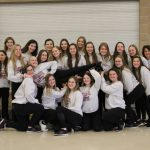 Hanover Poms Headed to State